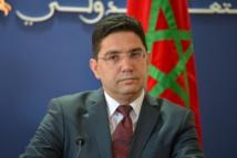 وزير الخارجية المغربي : الجزائر نسقت بين البوليساريو وحزب الله
