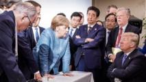 فرنسا ترد بغضب على عدم مصادقة ترامب على  بيان القمة