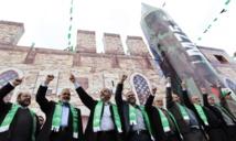 """حماس تسعى لعقد مؤتمر وطني فلسطيني """"جامع"""" في غزة"""