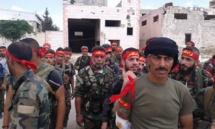 """مليشيا """"لواء القدس"""" في حلب تخيّر الأهالي بين التجنيد أو التهجير"""