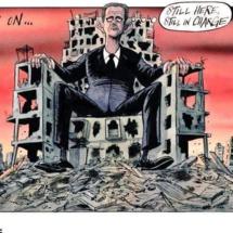 هآرتس : بشار الأسد شريك إسرائيل الاستراتيجي الجديد
