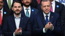 أردوغان يبدأ ولاية جديدة ويعين صهره وزيرا للمالية