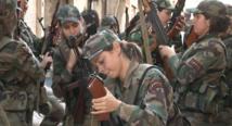 وزارة الدفاع السورية تمهد لفرض التجنيد الالزامي على لفتيات