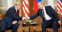 ترامب يشيد في مستهل لقائه ببوتين بتنظيم روسيا لكأس العالم