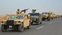 الجيش المصري يعلن مقتل 52 مسلحا بسيناء في عملية المجابهة