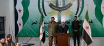 المعارضة السورية تكوِّن «جيشاً وطنياً» يمكنه التصدي لقوات الأسد
