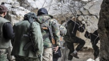 داعش تصل أطراف الغوطة الشرقية وتسيطر على عدة مواقع