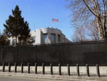 اعتراف المقبوض عليهما بإطلاق النارعلى السفارة الأمريكية بأنقرة