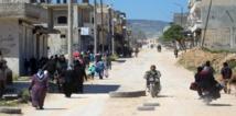 نفي خروج مواطنين من إدلب لمناطق سيطرة النظام