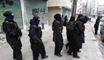 الشرطة العراقية : القبض علي 7 داعشيات عربيات الجنسية