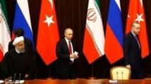 روسيا وإيران ترفضان اقتراح تركيا بوقف إطلاق النار بإدلب