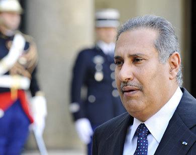 رئيس وزراء قطر : صفقة لم تتم مع مبارك