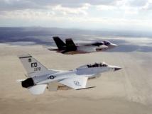 وصول طائرات إف-35 إلى منطقة عمليات الاسطول الخامس بالخليج