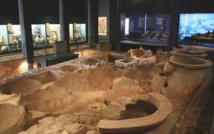 الأحواض الرومانية في قفصة ملاذ الأهالي في الحر القائظ