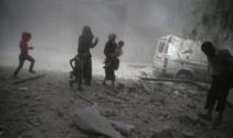 الأمم المتحدة : 900 ألف سوري سيفرون من الحرب في إدلب