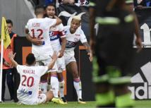 ليون يتعادل مع  كان وموناكو يتعادل مع تولوز بالدوري الفرنسي