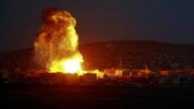 اسرائيل تقصفت طائرةً إيرانيةً وتدمرها بمطار دمشق الدولي