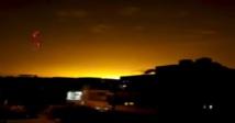 صواريخ إسرائيلية استهدفت مواقع في اللاذقية وبانياس