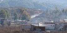 أمتار فقط تفصل الجيش التركي عن جيش  النظام السوري