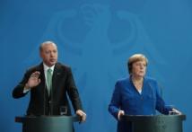 """""""خلافات عميقة""""بين المانيا وتركيا في حرية الصحافة وحقوق الإنسان"""