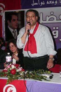 عماد الطرابلسي صهر الرئيس التونسي المخلوع