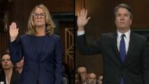 الكونغرس يقرر مصير كافانو غدا بعد تحقيق مكتب التحقيقات الاتحادي