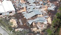 """الإعصار مايكل يدمر بلدة أمريكية وكأنها ضربت بـ""""أم القنابل"""""""