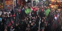 كثافة من شيعة البحرين داخل دمشق