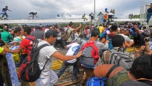 قافلة مهاجرين من هندوراس