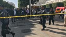 """امرأة تفجر نفسها  وسط """"تونس العاصمة"""" وسقوط تسعة جرحى"""