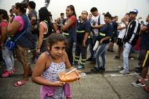 مطابخ الحساء تقدم شريانا للحياة وسط تفاقم الفقر في الأرجنتين