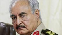 حفتر يحسم الشكوك ويصل باليرمو للمشاركة بمؤتمر حول ليبيا
