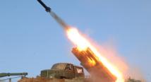 زعيم كوريا الشمالية يتفقد تجربة على سلاح جديد