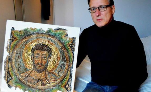 العثور على قطعة فنية عمرها 1600 عام بعد 4 عقود على سرقتها