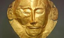 """أول معرض في ألمانيا لقناع اكتشف في """"مقبرة أجاممنون"""" اليونانية"""