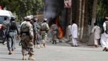 مقتل أكثر من 20 من قوات الأمن الأفغانية في تفجير انتحاري