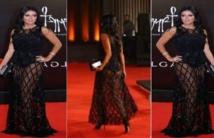 رانيا يوسف : النقابة المصرية لم تتحدث  معي بشأن الفستان