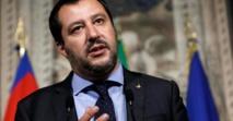 اتهام وزير الداخلية الإيطالي سالفيني بإفساد مداهمة للشرطة بتغريدة