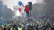 """مسؤول فرنسي : أضرار احتجاجات السترات الصفراء"""" كارثية"""""""