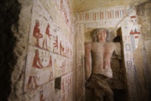 مصر.. العثور على مقبرة عمرها 4400 عام