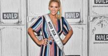 ملكة جمال أمريكا تعتذر عن سخريتها من زميلاتها المتسابقات