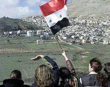 مواقف متباينة لاهالي الجولان المحتل من الحركة الاحتجاجية في سوريا