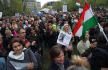 المتظاهرون المجريون يخرجون مجددا إلى شوارع العاصمة بودابست