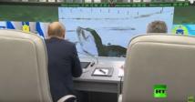 روسيا تجرب طرازا جديدا من الصواريخ الأسرع من الصوت