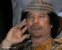 روسيا تشكك في ان لا يكون القذافي هدفا لغارات الاطلسي