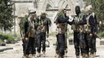 هيئة تحرير الشام  تحشد غربي حلب ضد مناطق جبهة التحرير