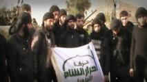 انفجارعنيف يهز مدينة إدلب وحركة أحرار الشام تحل نفسها