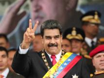 مادورو يؤدي اليمين الدستورية وسط مقاطعة رؤساء أمريكا الجنوبية