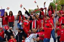 """سوريون يسخرون  من """"منتخب البراميل"""" بعد خسارته امام الاردن"""