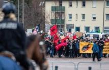 تظاهر ضد حزب البديل من أجل ألمانيا